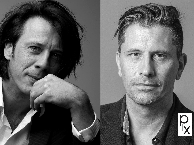 Mathias Thiele und Tom Amarque versuchen, der Corona-Krise Sinn abzugewinnen