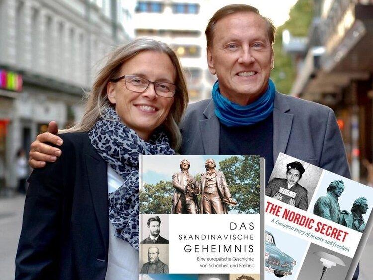 Lene Rachel Andersen + Tomas Björkman