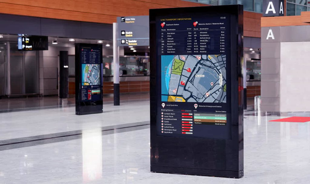 DOOH Networks - Maximise Ad Performance and Earn Revenue With PassageWay Smart Mobility Signs
