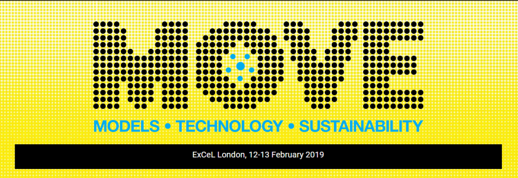 12/13 Feb, Excel Centre - Come at meet us at stand P143 in the Startup Villag