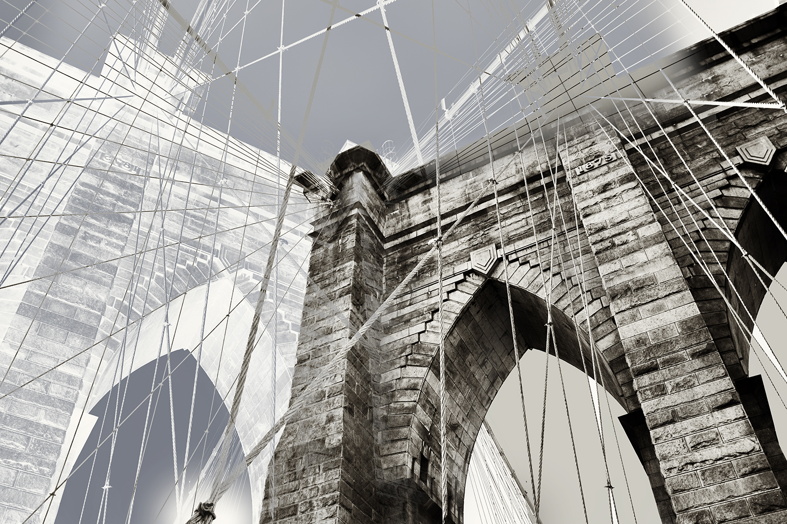 BROOKLYN BRIDGE MODERNE B