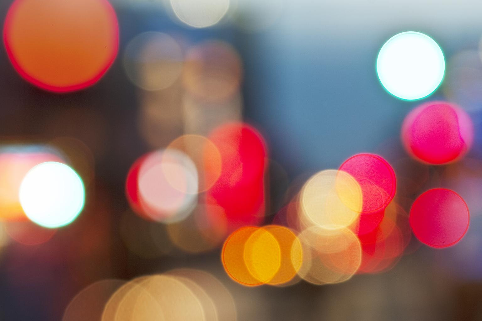 CITY LIGHTS VII