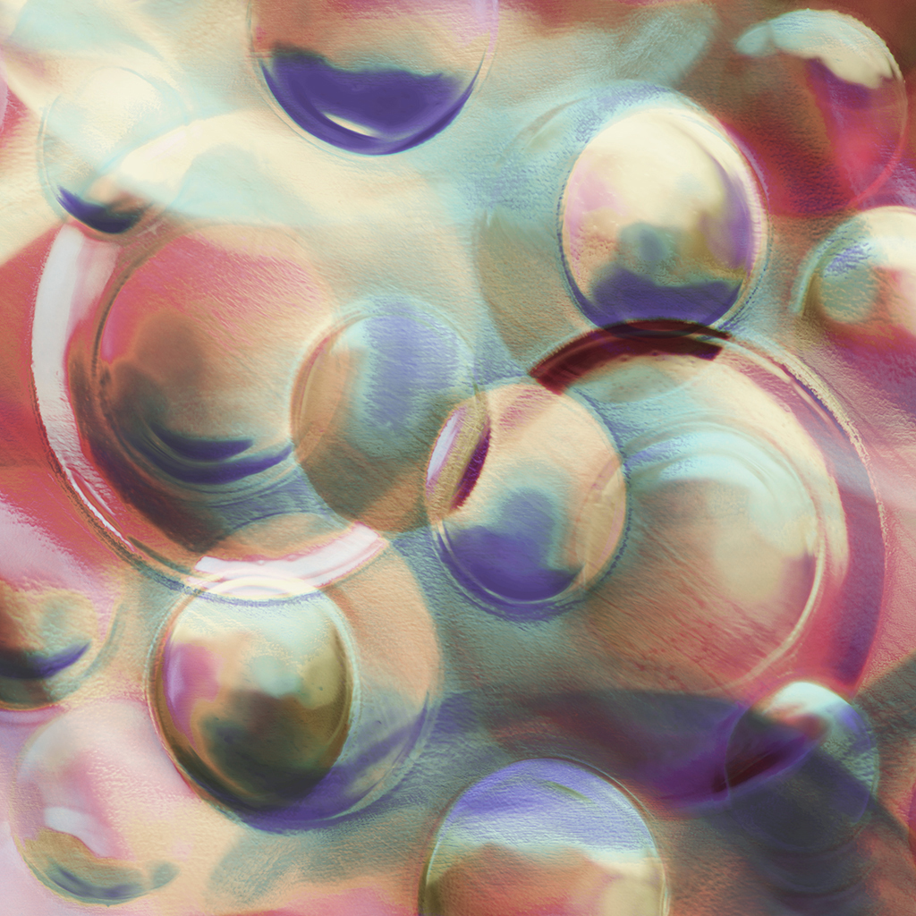 GLASS CIRCLES VIII