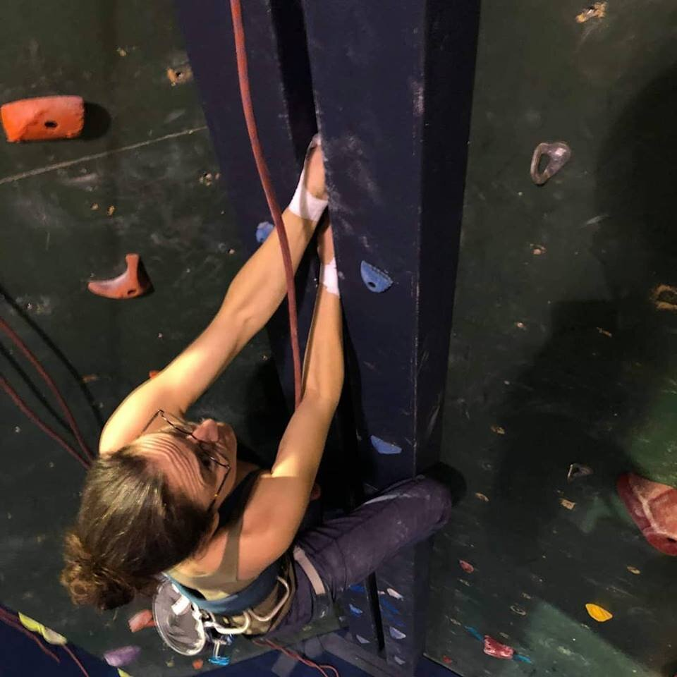 FROM FISTS TO TIPS, OUR ADJUSTABLE CRACK CLIMBING FEATURES ARE AN AMAZING WAY TO PRACTICE YOUR JAMMING TECHNIQUES