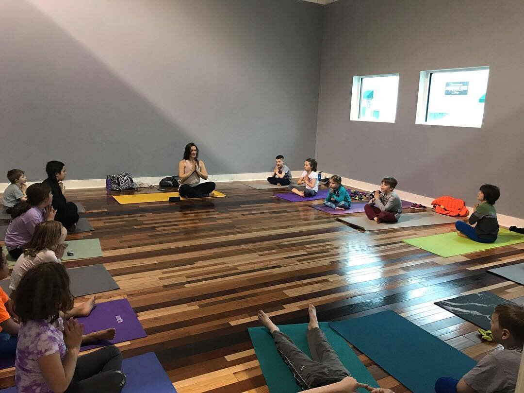 CHRISSY LEWIN BRINGS HER TALENTS FOR OUR MONTHLY  CHILDREN'S WORKSHOPS  AND UNIQUE YOGA CLASSES