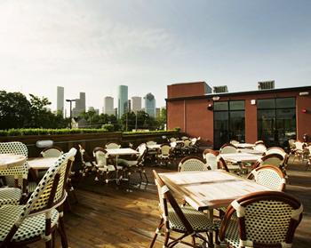 Patio weather is in full swing at B&B Butchers and Restaurant.   Photo courtesy of B&B Butchers and Restaurant