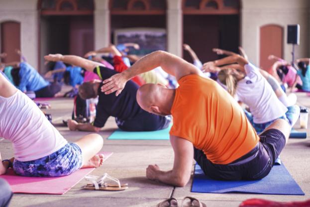 Fifth International Day of Yoga