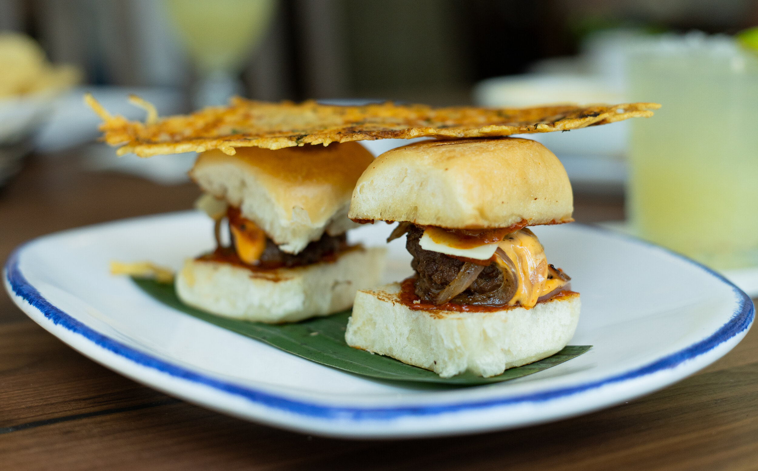 Ninfa's 'World Famous' Fajita Burger Sliders