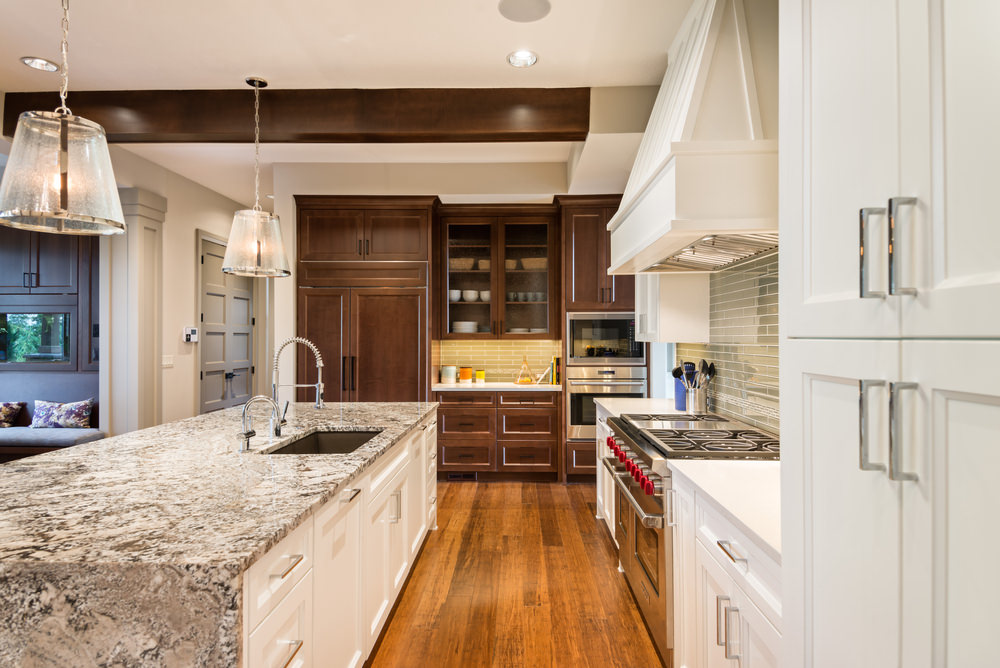 Kitchen remodel in Southern California