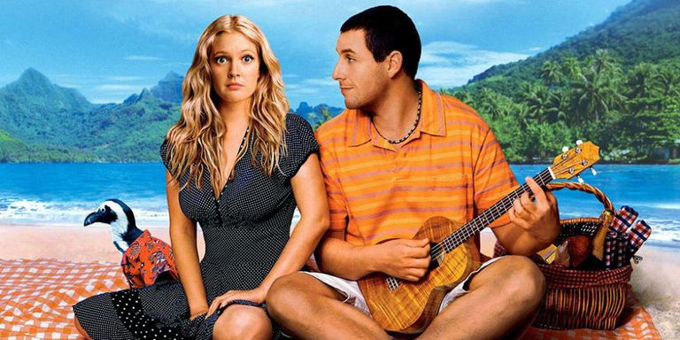 50 First Dates cover photo