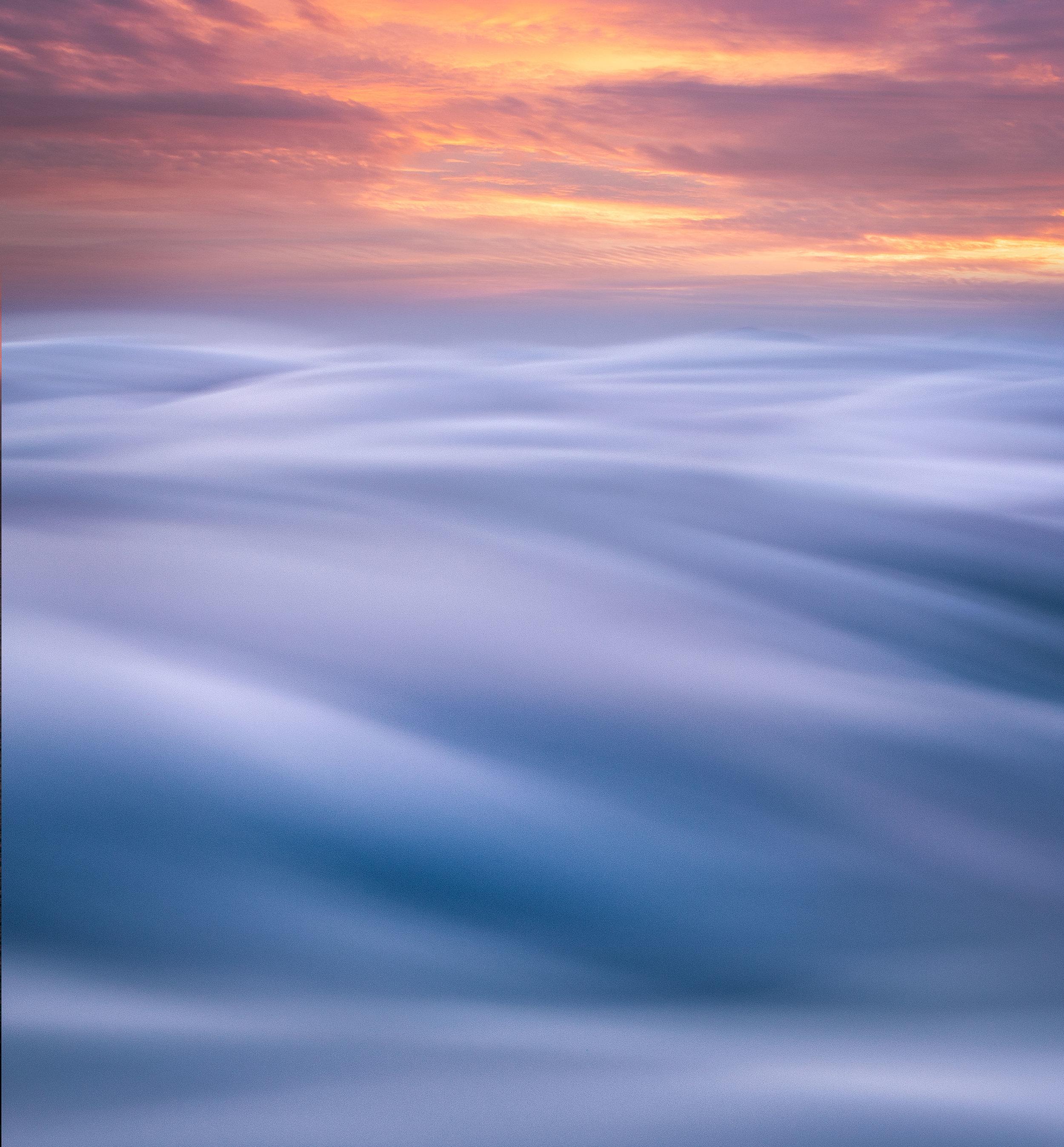 A sense of peacefulness