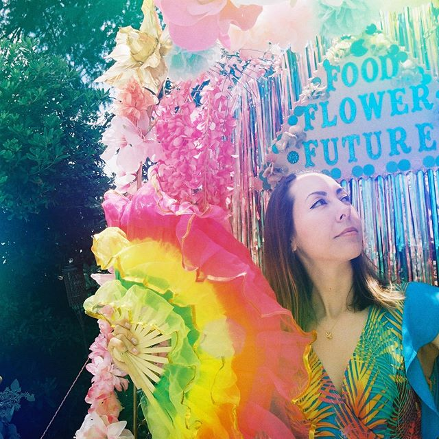 @foodflowerfuture psych-pics are up on my website! 🌈Rainbow🌈photography 🌈35mm @psychedelic_blues_film is experimental but many showed up and are quite beautiful. Message me if you are interested in prints 💗