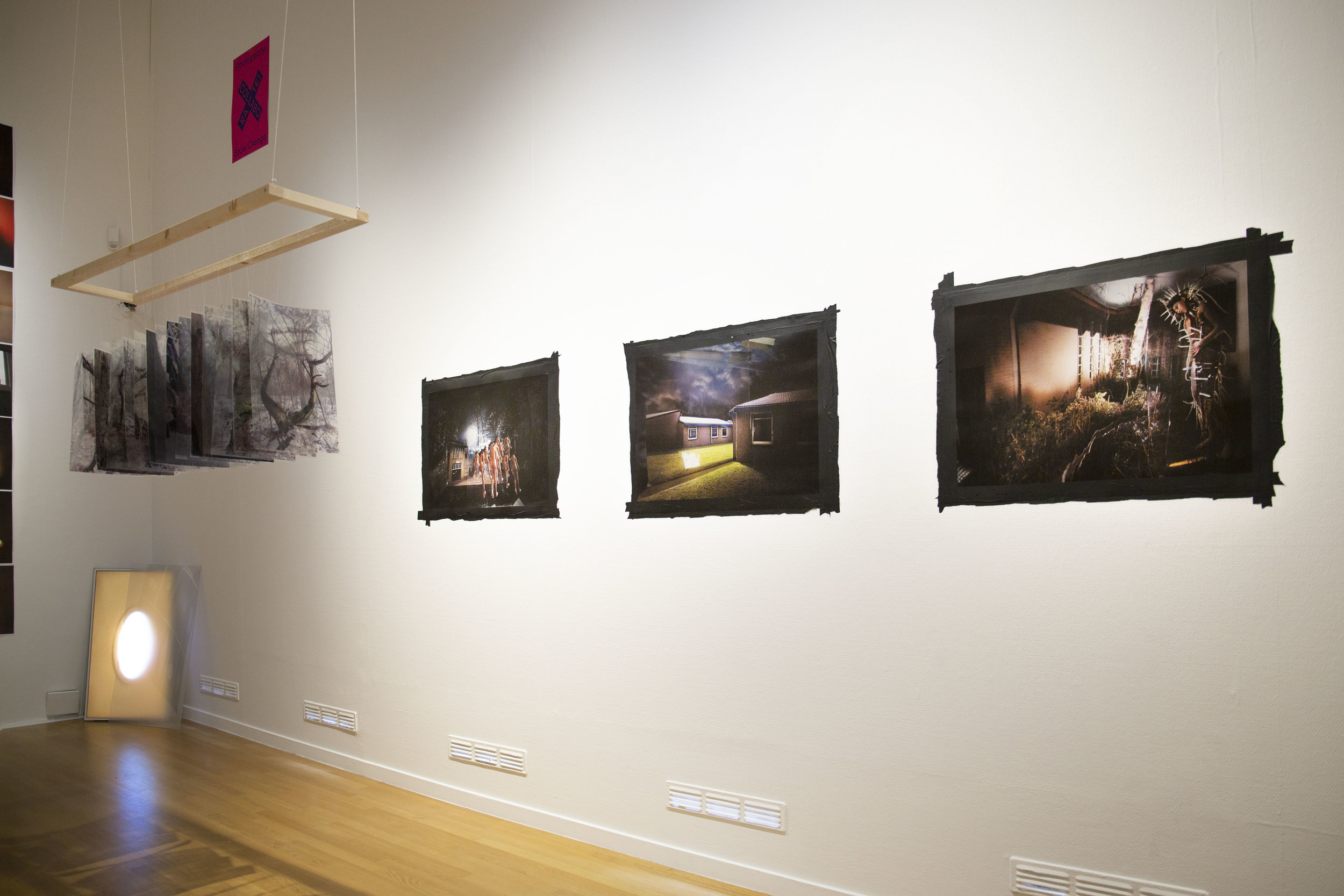 "Documentation of the exhibition ""Collectivism"" at FOAM"