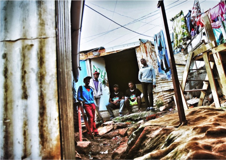 Photo: Life in the township ( Ashley Newell Photography )