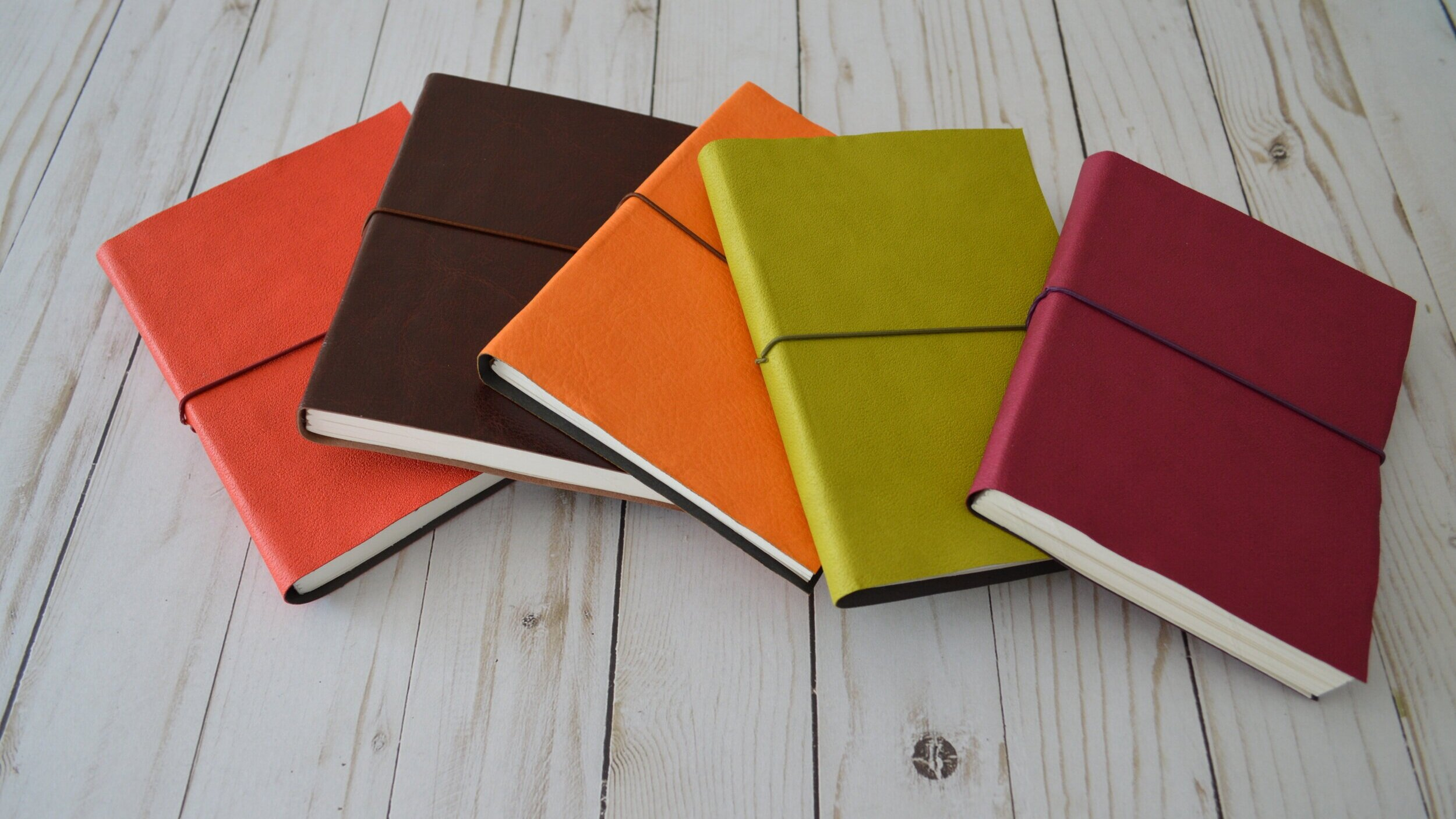 Soft-cover journals