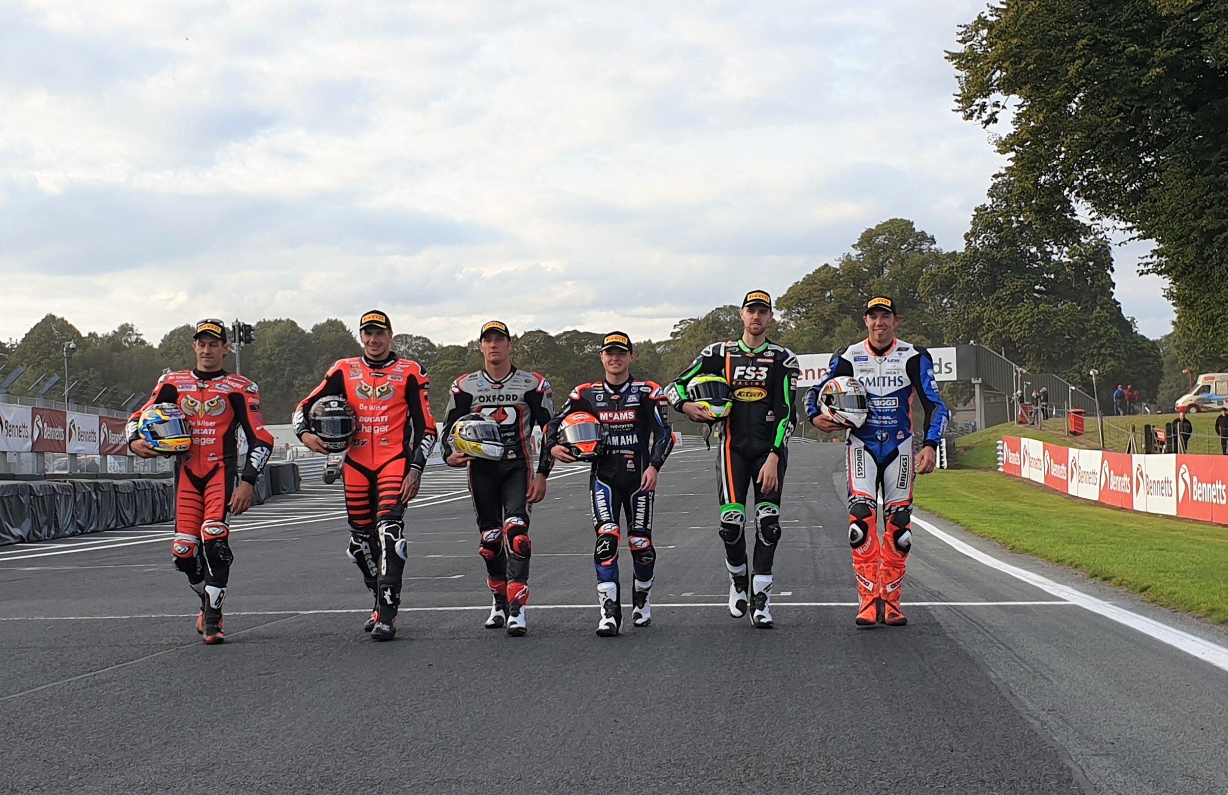 BSB Showdown riders confirmed