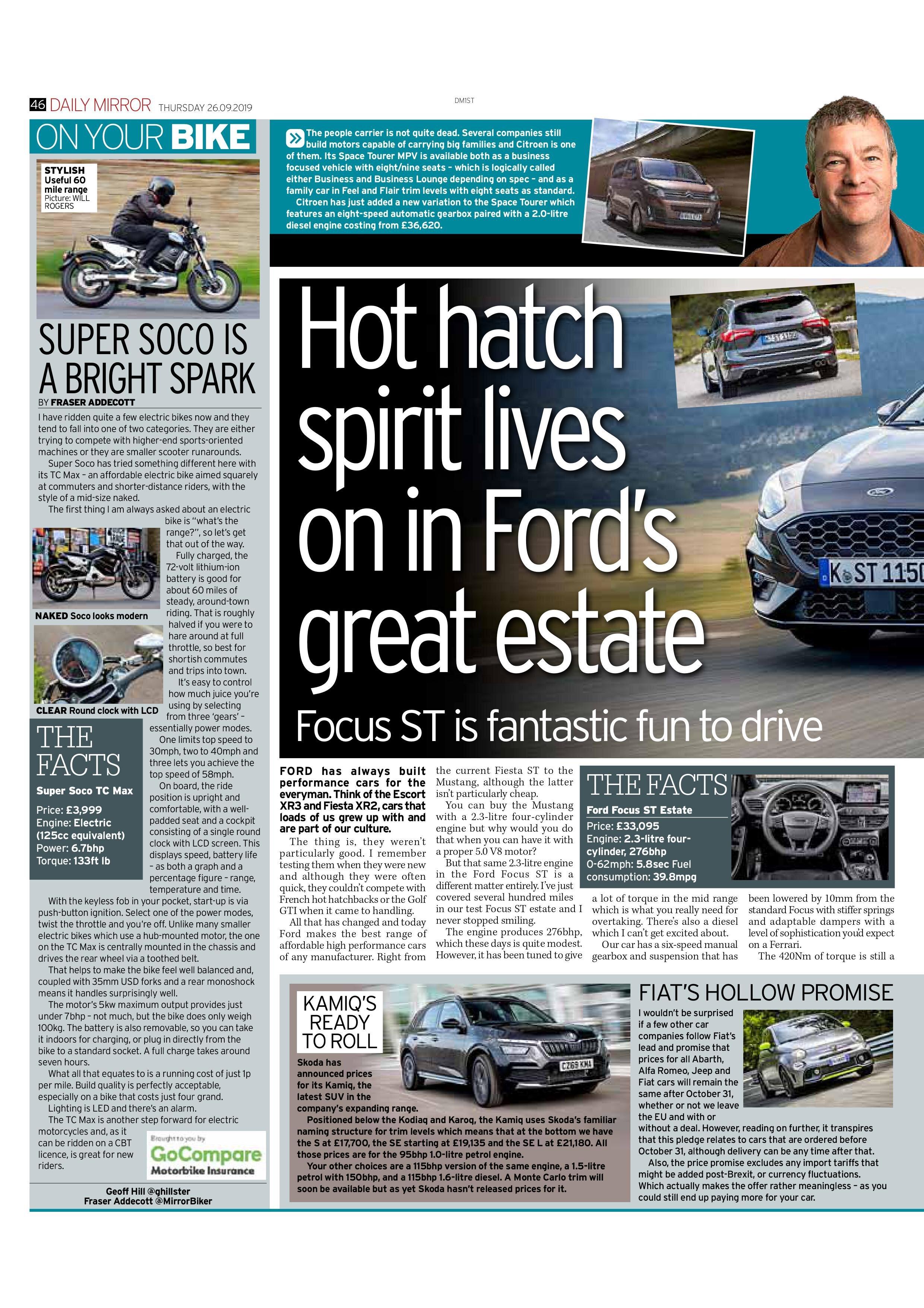 26.09.19 - Daily Mirror.jpg