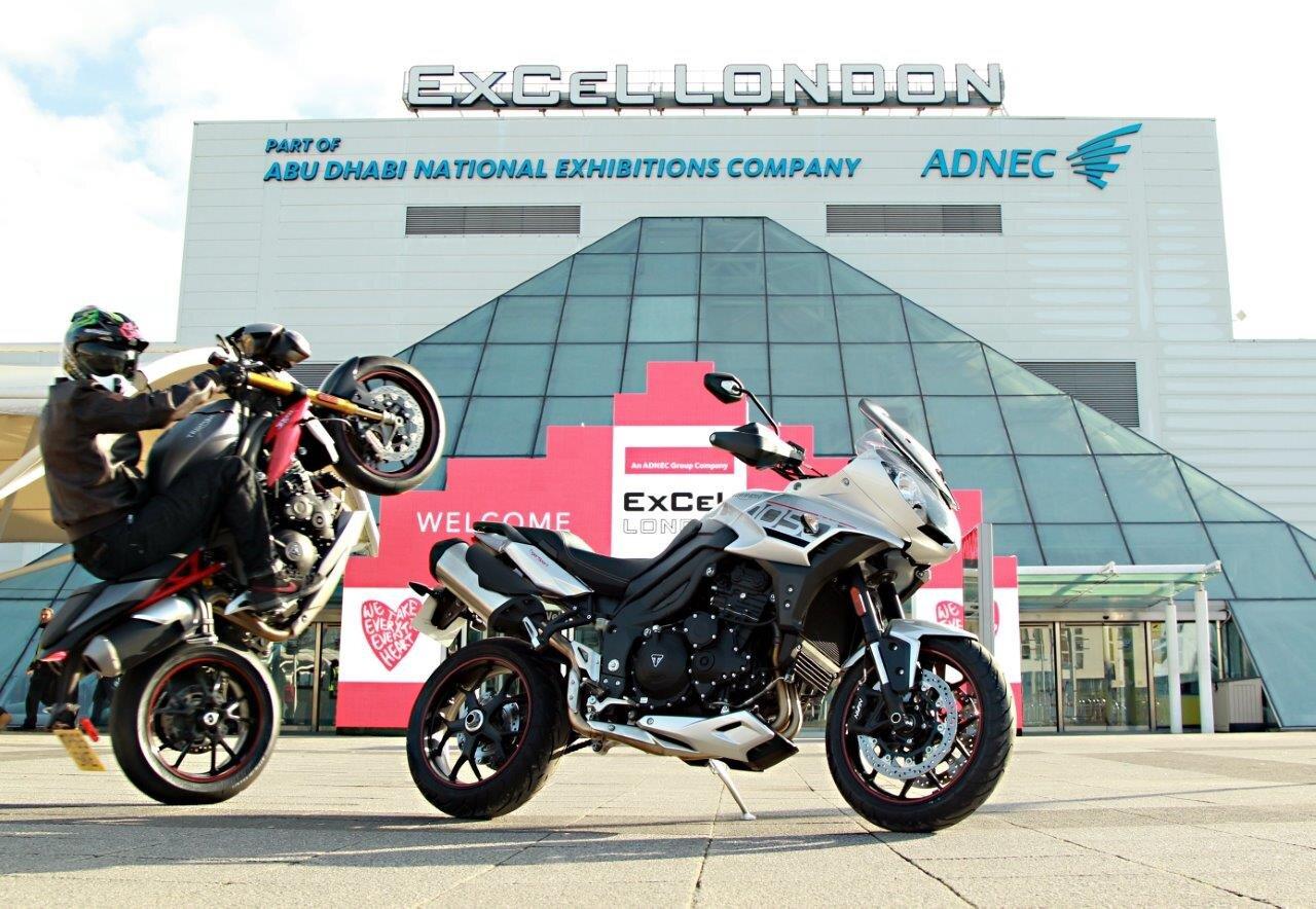 London Motorcycle Show ExCeL.jpg