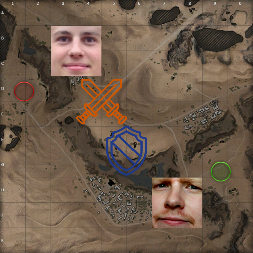 MAP #4 - Sand River