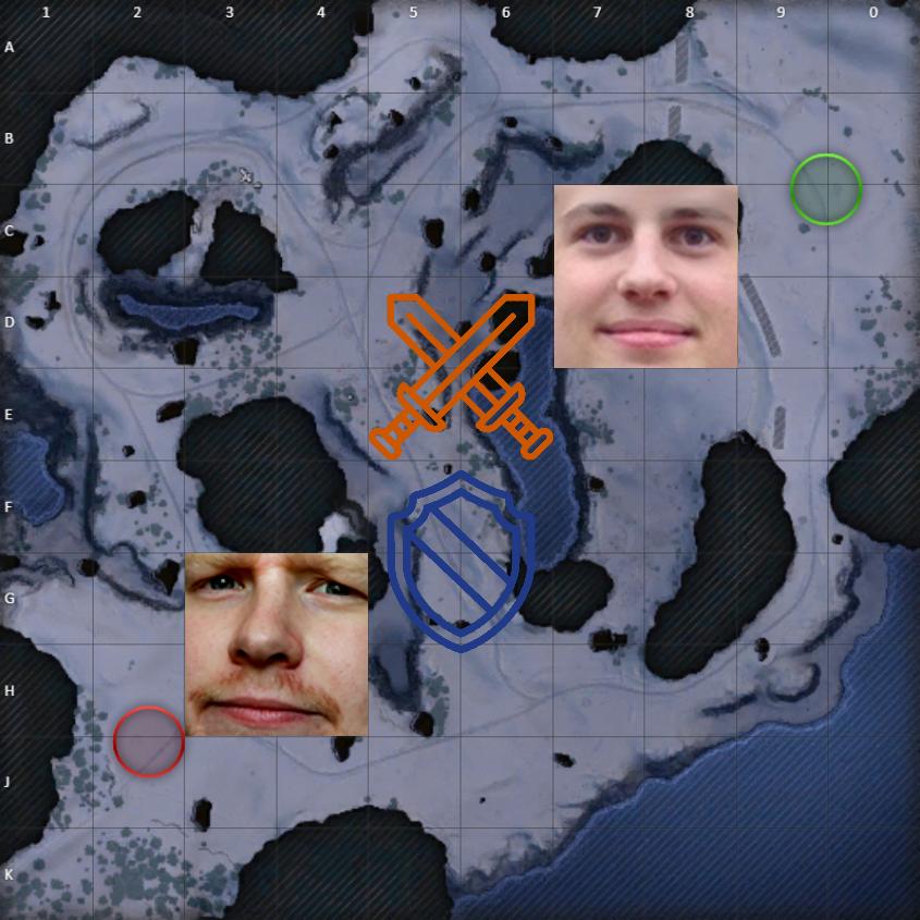 MAP #6 - Mannerheim line