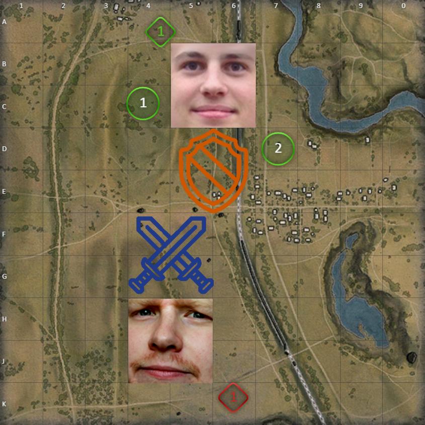 MAP #7 - Prokhorovka_ESL