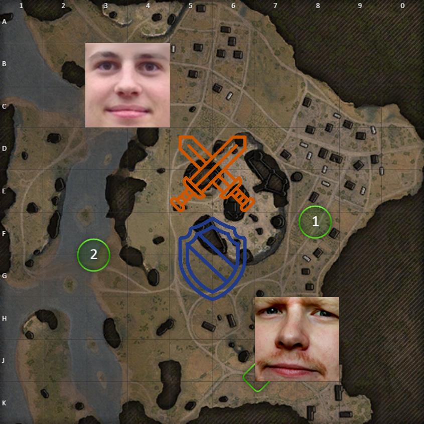 MAP #8 - Mines_ESL