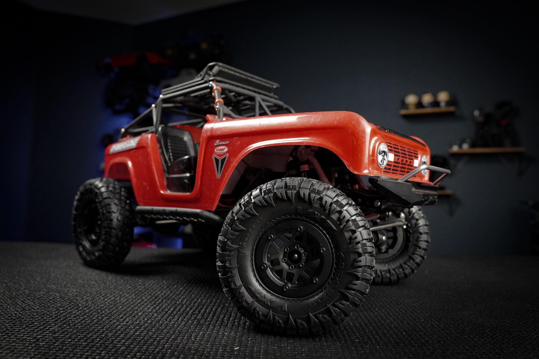 For Sale or Trade - S1T1 - SCX10 BroncoPrice: Undetermined (Estimated @ $350+ after future modifications are completed)