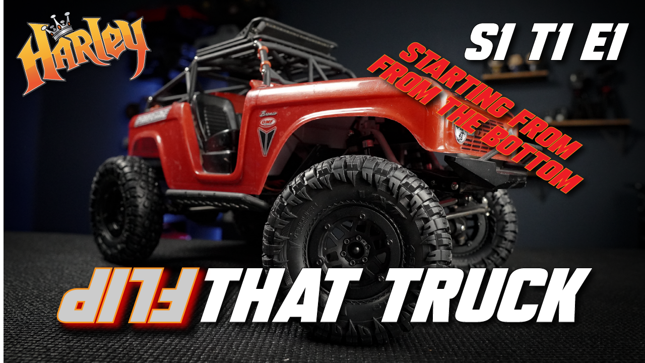 S1T1 - SCX10 Bronco - The perfect start to the first season, this truck will help us launch a prosperous series!FTT SCORE: 32Quality: 6Age/Gen: 6Finish: 8Durability/Practicality: 6Resale: 6Purchase Price: $175Selling Price: TBD