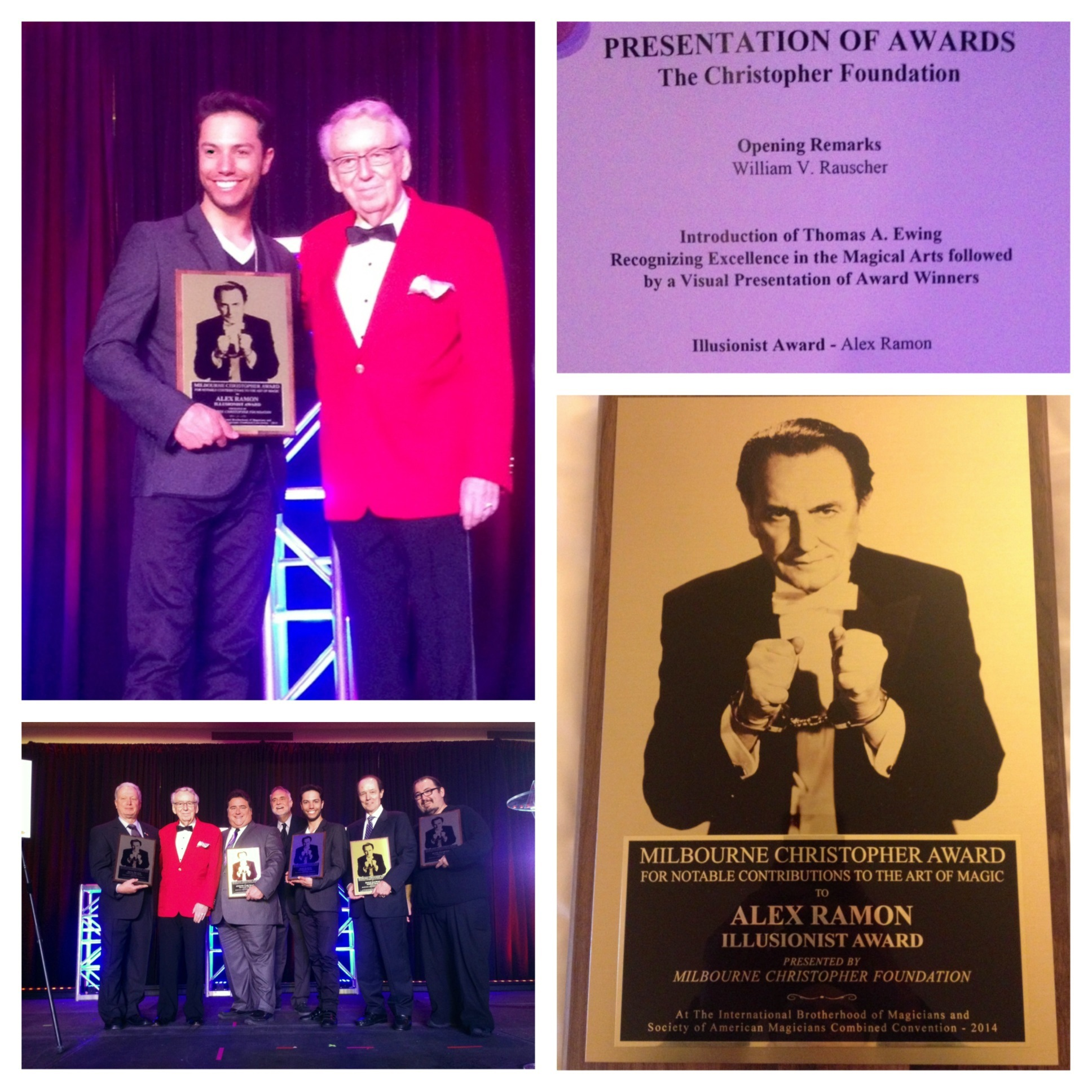 Alex Ramon Award