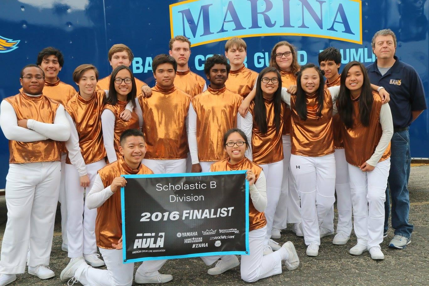 2016 Finalists