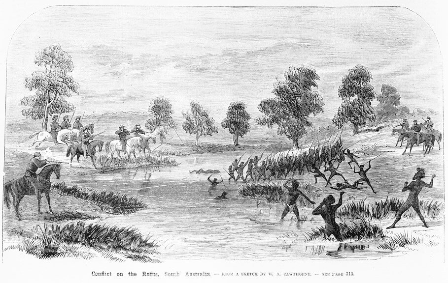 "Original ""Conflict on the Rufus"""