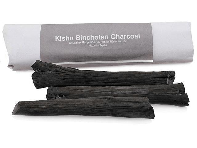 Charcoal as a water filter *photo via Saison