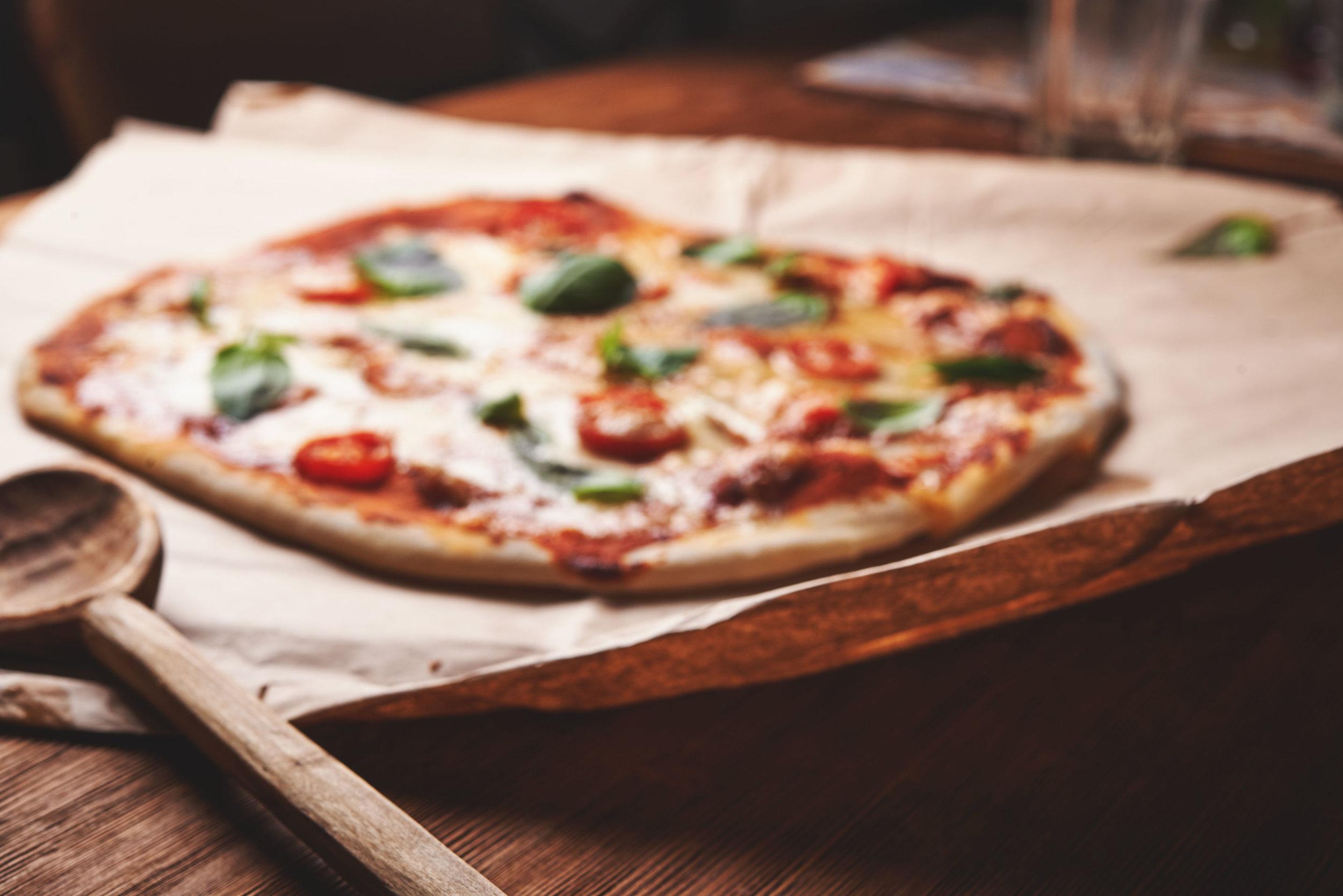 Tomato Pizza -