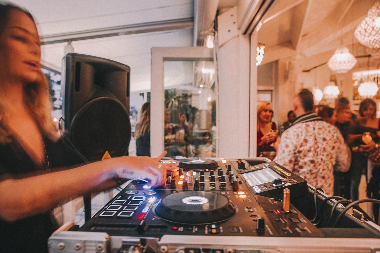 Friday DJ Blondie at The Mez Club, Byron Bay