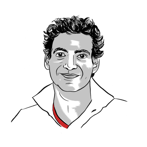 Naval Ravikant - He is the CEO and co-founder of AngelList. He's invested in more than 100 companies, including Uber, Twitter, Yammer, and many others.