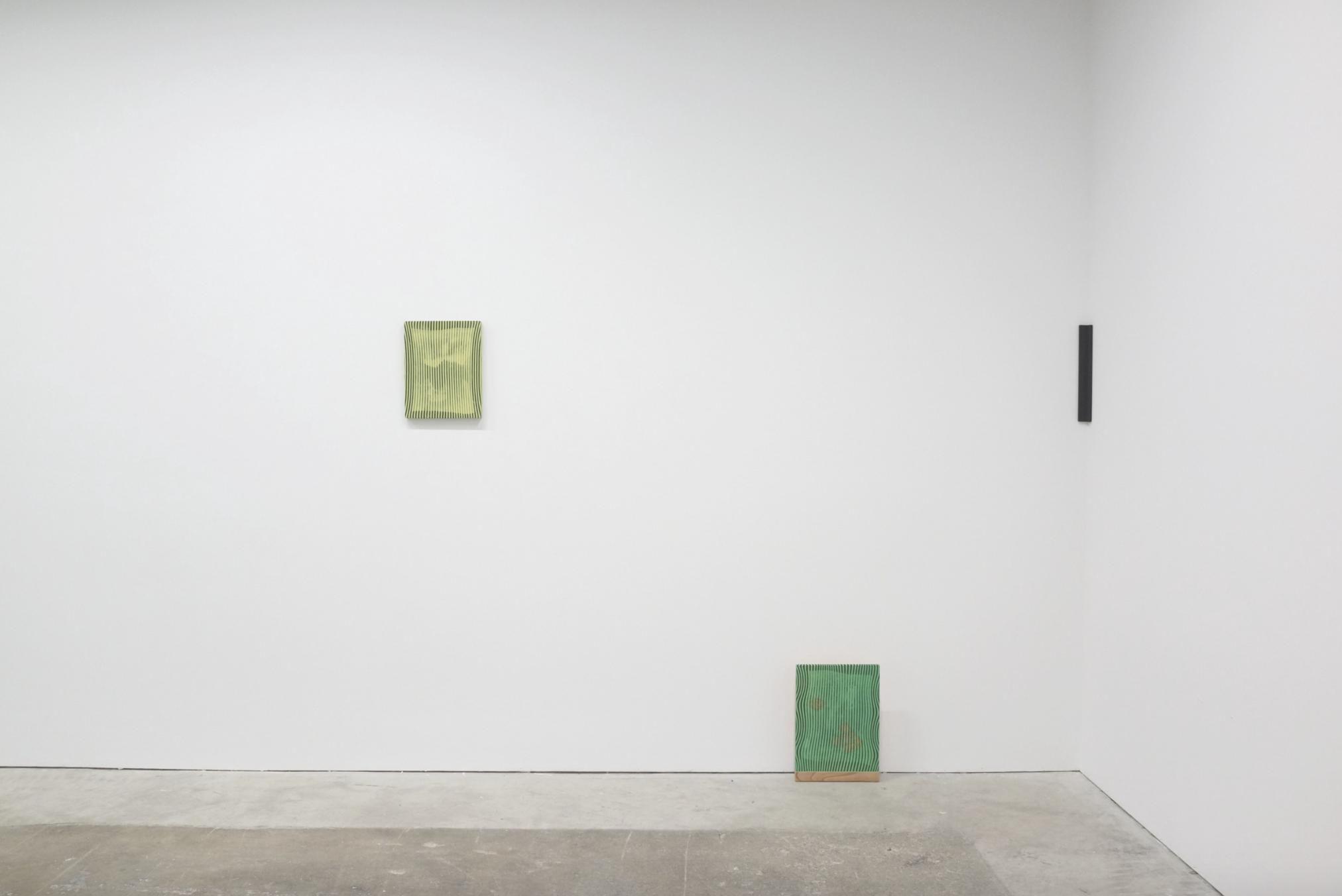 Installation view — Gregory Kaplowitz