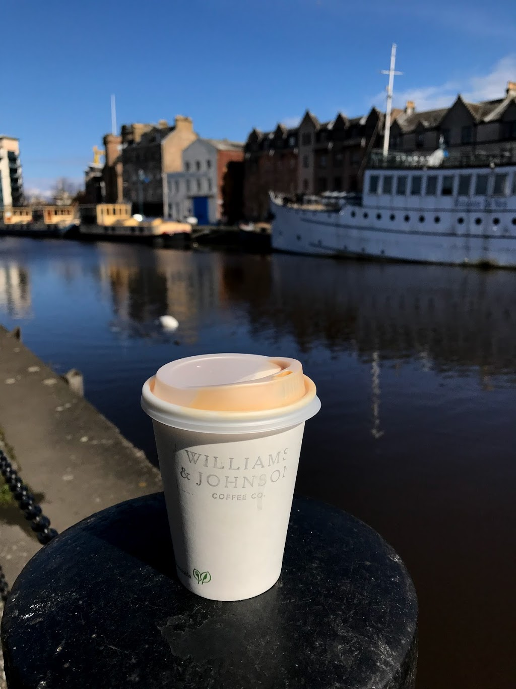 Edinburgh - 1. Williams & Johnson Coffee Co.2. Lowdown Coffee3. Century General Store & CafeFull Edinburgh City list here.