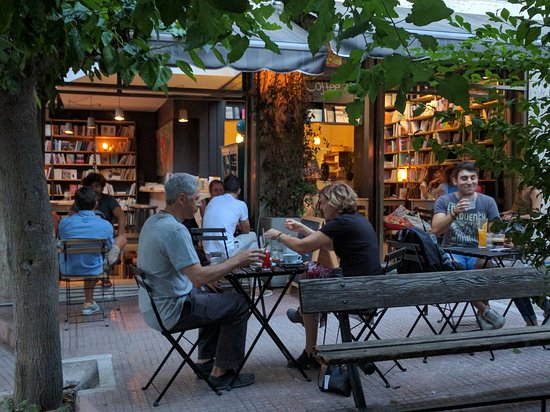 Athens - 1. Little Tree Books & Cafe2. Taf Coffee3. YiasemiFull Athens list here.