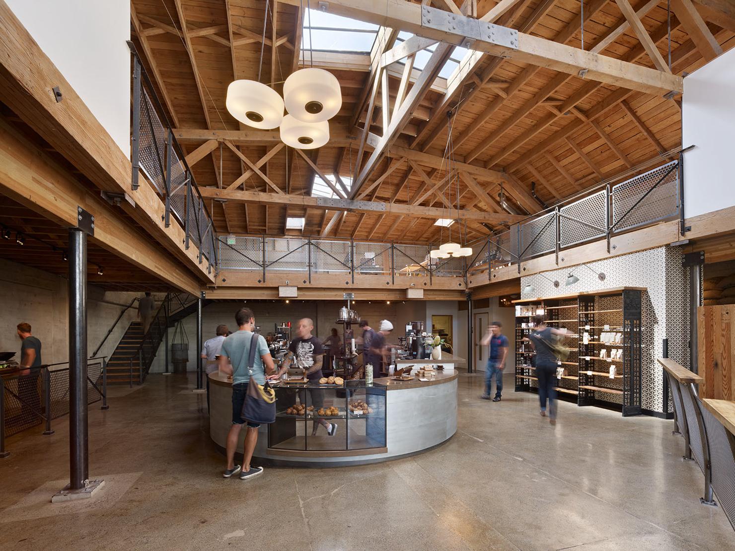 San Francisco - 1. Sightglass Coffee2. Verve Coffee Roasters3. Saint Frank CoffeeFull San Francisco list here.