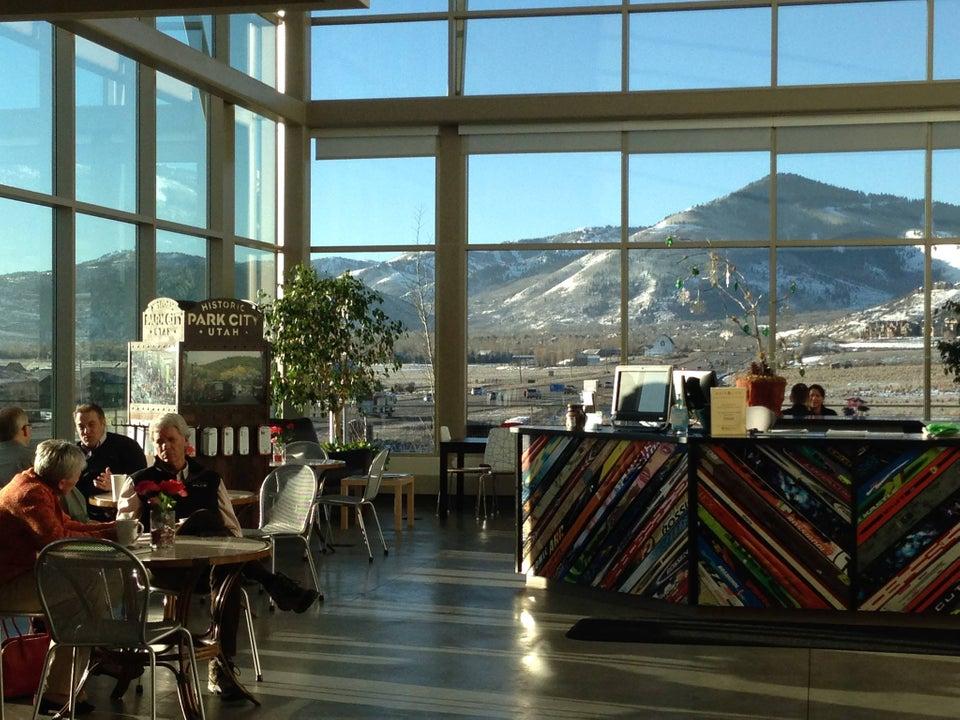 Park City - 1. Campos Coffee2. Java Cow Coffee & Ice Cream3. Pink Elephant Coffee ShopFull Utah list here.