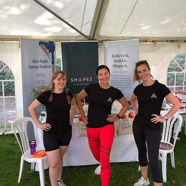 Thank you to everyone who came to see us on the Shapes stall at southwest fest yesterday!  It was fantastic to see so many faces, both old and new! So excited to be starting this journey with you all.  A huge congratulations to the @swfest team for another wonderful festival.  #shapesfitness #shapesfitnesswithandrea #believeit #buildit #shapeit #pimlico #healthiswealth #mindbootysoul #girlonfire #fitandfabwithandrea