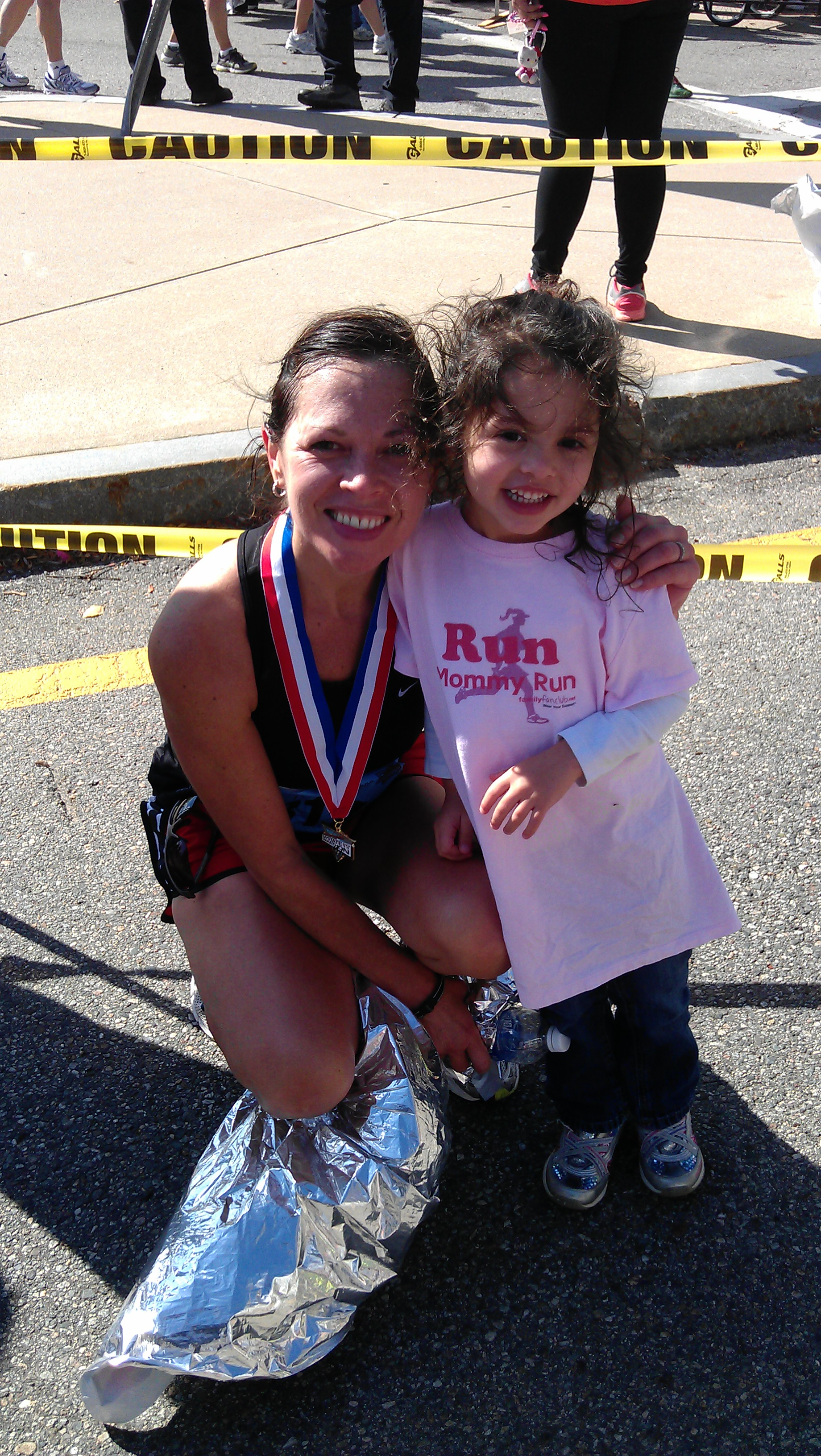 Baystate Marathon - October 2011