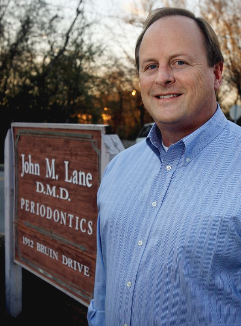 Our Doctor - John M. Lane, DMD