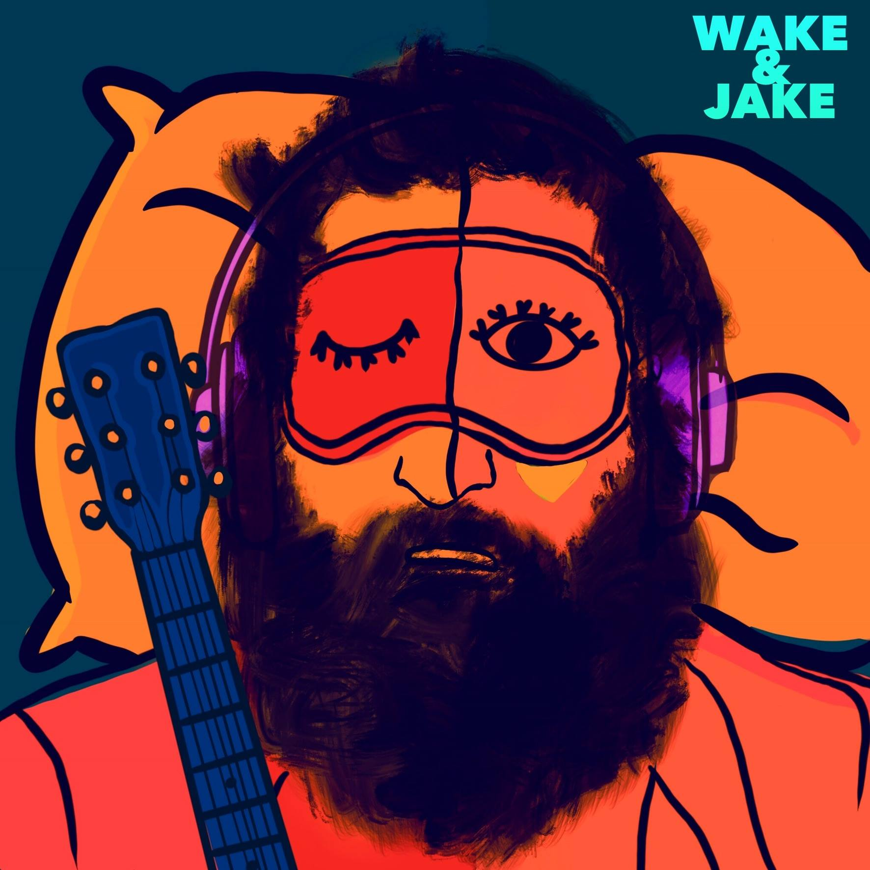 Wake & Jake  is for people seeking a new Monday morning ritual. Wake up with Jake as he improvises some soothing music, and gets your week started right.