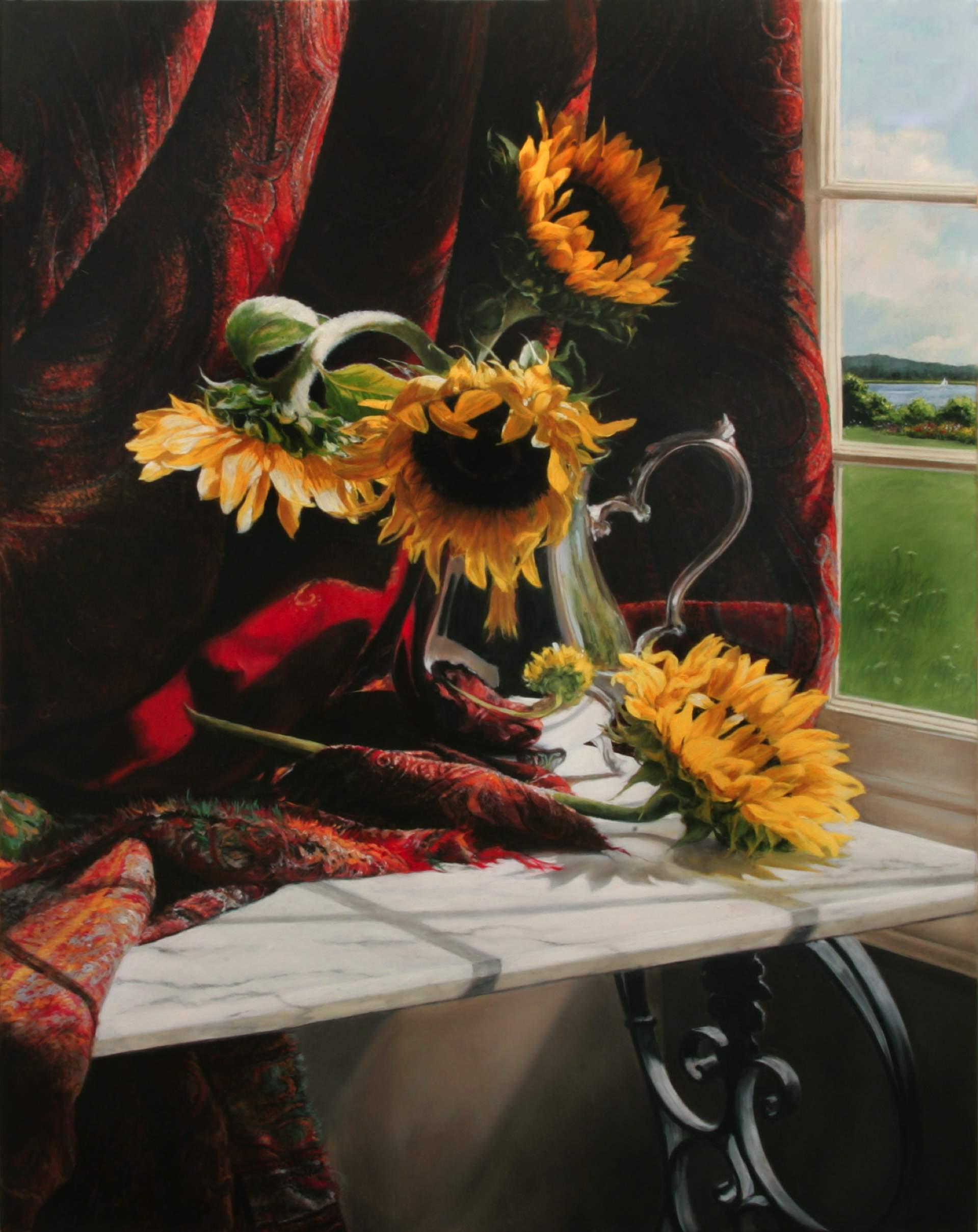 Sunflower Splender