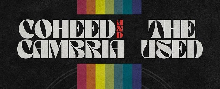 Coheed and Cambria and The Used announce co-headlining tour with Meet Me @ The Altar and Carolesdaughter