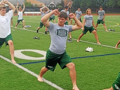 How Yoga Helps Athletes and Improves Their Performance