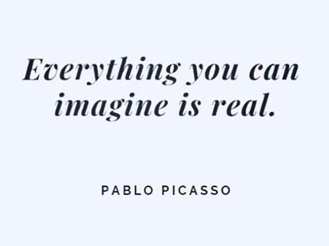 Daydream. Imagine. Create. ✨✨✨ Whatever you imagine is already there. Take time to dream, to wonder, to create. ❤️ . #summeroflove #summeroflove2019 #picasso #pablopicasso #picassoquote #daydream #imagine #imagination .  #beyondyoga #beyondyogaaz #meetmeonthemat #movementmindfulnessmeditation #meditation #oneclassatatime #oneposeatatime #onebreathatatime #whyyoga #whyiyoga #relaxation #scottsdale #phoenix #scottsdaleaz #phoenixarizona #scottsdalefitness #scottsdaleyoga #scottsdaleliving #scottsdalelife #arizonaliving #azlife