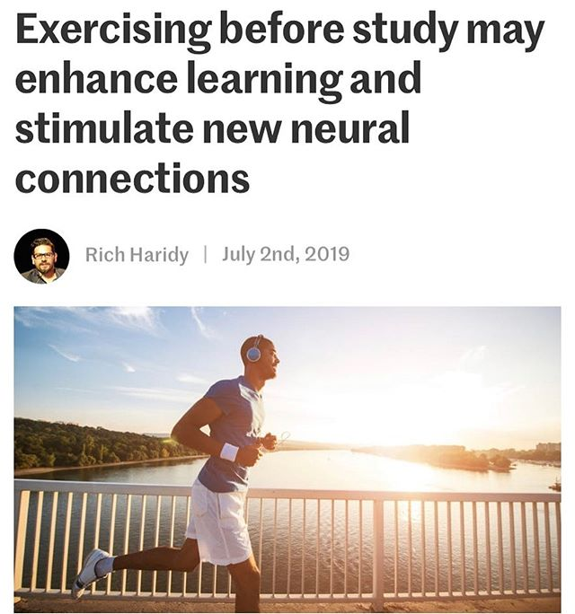 """a short burst of exercise seems to prime the brain for new synaptic connections, implying learning may be enhanced when preceded by physical exercise"" . link to full article in profile 💛 . #beyondyoga #beyondyogaaz #meetmeonthemat #movementmindfulnessmeditation #meditation #oneclassatatime #oneposeatatime #onebreathatatime #whyyoga #whyiyoga #relaxation #scottsdale #phoenix #scottsdaleaz #phoenixarizona #scottsdalefitness #scottsdaleyoga #scottsdaleliving #scottsdalelife #arizonaliving #azlife"