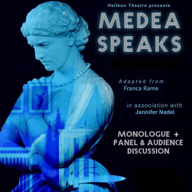 Loving the final artwork for #medeaspeaks. . . . Catch us at The Space on the Mile 12pm daily 19th - 24th. . See booking link in my bio. . . . . . . . . . . . . . . . #ActorsLife #Actor #Theatre #Film #TV #Gingersofinstagram #Redheadsofinstagram #Actorsofinstagram #instaactor #BritishActor #funnylady #redheadsdoitbetter #redheadsrule #redheadsunite #actingskills #redheads_of_insta #redheads_of_instagram #northerner #characteractor #londonactor #redheadoftheday #actressesofinstagram #britishactors  #feministtheatre #euripides #francarame #edinburghfringe2019 #icantkeepquiet